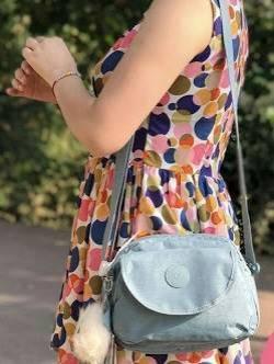 Kipling emoji Shoulder Bag 2018 *สินค้า outlet