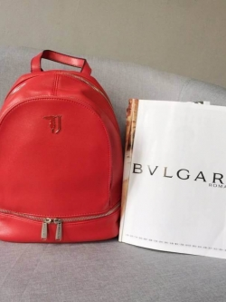 TRUSSARDI JEANS Backpack & fanny pack free ถุงผ้า มี 2 สี *สินค้า outlet