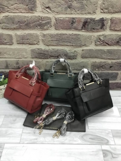 CHARLES & KEITH FRONT FLAP TRAPEZE BAG มี 3 สีให้เลือกค่ะ