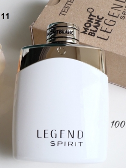 Mont Blanc LEGEND Spririt perfume Counter brand แท้ ตัว Tester น้ำหอม Tester 100 ML