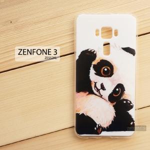 เคส Zenfone 3 5.5 นิ้ว (ZE552KL) เคสนิ่ม TPU พิมพ์ลาย แบบที่ 6