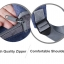 กระเป๋าเป้พับเก็บได้ ผลิตจากโพลีเอสเตอร์คุณภาพดี น้ำหนักเบา พับเก็บง่าย เสียบกระเป๋าเดินทางได้ พร้อมเดินทางทุกที่ thumbnail 13