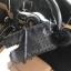 David Jones ตัวกระเป๋าสะพาย ปรับเก็บสายถือเป็น clutch bag คล้องข้อมือ thumbnail 4