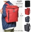 Anello polyester canvas large backpack thumbnail 1