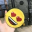 KIPLING Emoji City Backpack Limited Edition 2018 * สินค้า outlet thumbnail 3