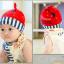 AP188••เซตหมวก+ผ้ากันเปื้อน•• / Big Dream [สีแดง] thumbnail 3