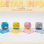 AP186••เซตหมวก+ผ้ากันเปื้อน•• / เมฆ [สีชมพู] thumbnail 5
