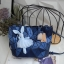 David Jones Tote 2018 Limited Edition Blue Sky thumbnail 8