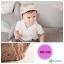 HT152••หมวกเด็ก•• / หมวกแก็ปแมวเหมียว (สีกะปิ) thumbnail 1