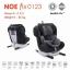 carseat baby auto จากสเปน รุ่น NOE ใช้ได้ 2 ระบบ isofix หรือเบลรัด พร้อมโปรจัดส่งฟรี thumbnail 1