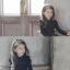 HB101••ที่คาดผมเด็ก,ผู้ใหญ่•• (สีดำ) thumbnail 2