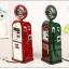 กล่องดนตรีปั๊มน้ำมัน Retro fuel pump music box thumbnail 4