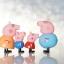 โมเดล ตุ๊กตา Peppa Pig ขยับแขนขาได้ thumbnail 3