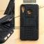 เคส Zenfone 5 ( ZE620KL ) กรอบบั๊มเปอร์ กันกระแทก Defender สีดำ (เป็นขาตั้งได้) thumbnail 1