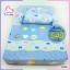 ที่นอนเด็กแรกเกิด หนา 3 นิ้ว ผ้า cotton กันไรฝุ่น ป้องกันภูมิแพ้ thumbnail 1