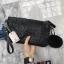 David Jones ตัวกระเป๋าสะพาย ปรับเก็บสายถือเป็น clutch bag คล้องข้อมือ thumbnail 3