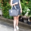 GUESS Kamryn Signature Large Tote free ถุงผ้า thumbnail 10