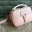 David Jones Women Crossbody Bag Serpentine Messenger (Pink) free ถุงผ้า thumbnail 4