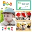 หมวกเด็ก หมวกเบเร่ต์-ลายแมว (มี 4 สี) thumbnail 1