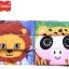 หนังสือผ้า Funny Zoo - Match & Mix thumbnail 6