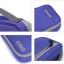 กระเป๋าใส่อุปกรณ์อิเล็กทรอนิกส์ สำหรับใส่อุปกรณ์ไอทีทุกชนิด มีสองชั้น ช่องเยอะพิเศษ มีหูหิ้วพกพาสะดวก (น้ำเงิน) thumbnail 20