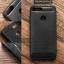 เคส Zenfone Max Plus (M1) เคสนิ่มเกรดพรีเมี่ยม (Texture ลายโลหะขัด) กันลื่น ลดรอยนิ้วมือ สีดำ thumbnail 1