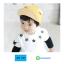 HT359••หมวกเด็ก•• / หมวกแก็ปมือมิกกี้ (สีเหลือง) thumbnail 1