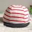 หมวกแก็ปเด็กอ่อน 0-12 เดือน ผ้ายืดเนื้อนิ่ม ลายทหารเรือ thumbnail 5