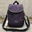 Kipling backpack17 printed shoulde (k12075) มี 3 สีให้เลือกนะคะ *สินค้า outlet thumbnail 1