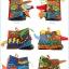 หนังสือผ้า Dino Tail by Jollybaby thumbnail 4
