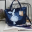 David Jones Tote 2018 Limited Edition Blue Sky thumbnail 4
