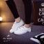 รองเท้าผ้าใบผู้หญิงไซส์ใหญ่ 41 สีขาว รุ่น KR0509 thumbnail 5