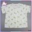 เสื้อกระดุมแขนสั้นเด็กแรกเกิด (แพ็ค 6 ตัว) thumbnail 3