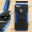 เคส Zenfone Max Plus (M1) เคสบั๊มเปอร์ กันกระแทก Defender สีน้ำเงิน thumbnail 1