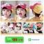 หมวกแก๊ป หมวกเด็กแบบมีปีกด้านหน้า ลายลิงน้อย (มี 3 สี) thumbnail 1