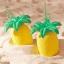 แก้วสับปะรด พร้อมหลอดเกลียว thumbnail 2