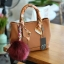 Amory Leather and croc Twilly bag thumbnail 5