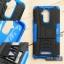 เคส Zenfone 3 Max ( ZC520TL ) 5.2 นิ้ว กรอบบั๊มเปอร์ กันกระแทก Defender สีน้ำเงิน (เป็นขาตั้งได้) thumbnail 1