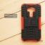 เคส Zenfone 3 (ZE552KL) 5.5 นิ้ว เคสบั๊มเปอร์ Defender กันกระแทก มีขาตั้งในตัว สีแดง thumbnail 1