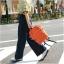 Anello Mottled Polyester Backpack ขนาด Mini New Color 3 สี thumbnail 3