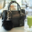 Amory Leather and croc Twilly bag thumbnail 3