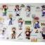 ของเล่นไม้ถาดจับคู่อาชีพ พร้อมคำศัพท์ภาษาอังกฤษ เสริมพัฒนาการ thumbnail 1