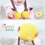 หมวกเด็กอ่อนไหมพรม Tianyi Bear ดีไซน์เปียทวิตไหมสองข้างน่ารักโดดเด่น thumbnail 7
