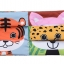 หนังสือผ้า Funny Zoo - Match & Mix thumbnail 4