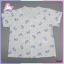 เสื้อกระดุมแขนสั้นเด็กแรกเกิด (แพ็ค 6 ตัว) thumbnail 4