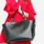 CHARLES & KEITH Shoulder Bag free ถุงผ้า มี 4 สีให้เลือกค่ะ thumbnail 3