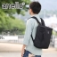 Anello polyester canvas large backpack thumbnail 2