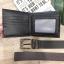 CALVIN KLEIN Gift Set Leather Belt and Wallets free ถุงและกล่องแบรนด์ thumbnail 12