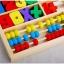 ของเล่นไม้ลูกคิด เรียนรู้ตัวเลข การนับ บวกลบจำนวน และการบอกเวลา thumbnail 5