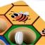 ของเล่นไม้ รังผึ้งสอนจับคู่สี การนับจำนวน ฝึกการคีบ thumbnail 10